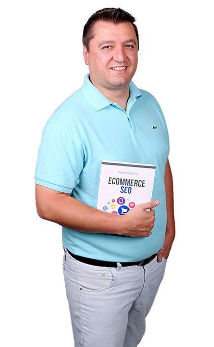 Ecommerce SEO Author
