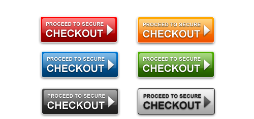 The elements of a checkout button